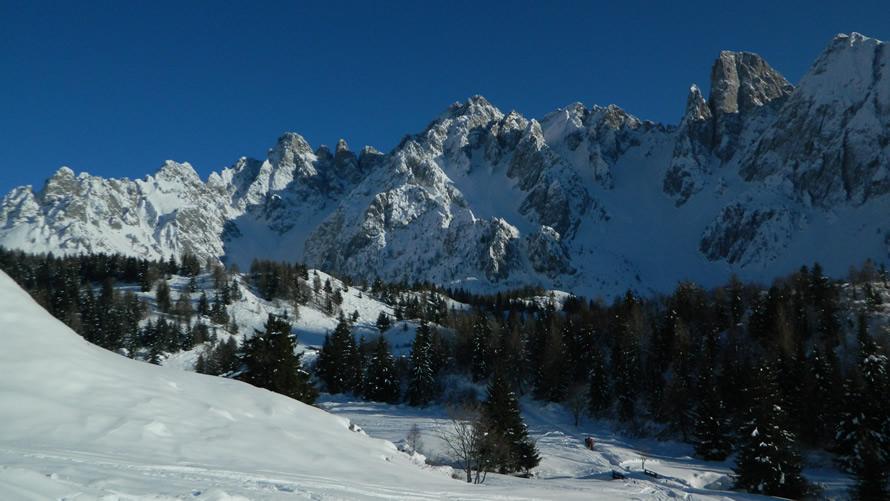Traversata monte Gardena e Campioncino