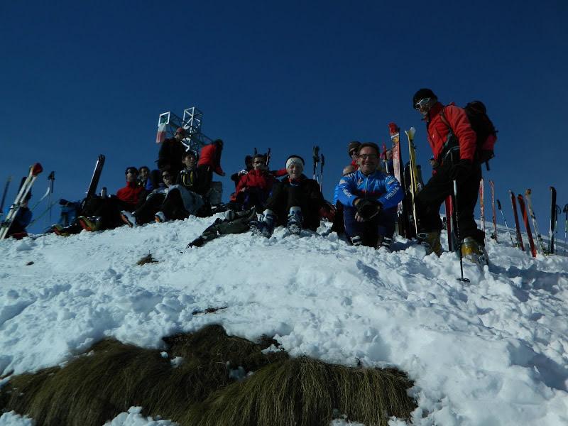 Cima del Monte Campioncino