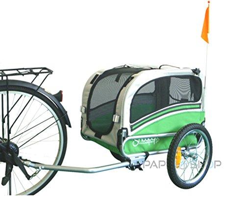 Polironeshop argo rimorchio e passeggino per trasporto - Carrello per bici porta cani ...